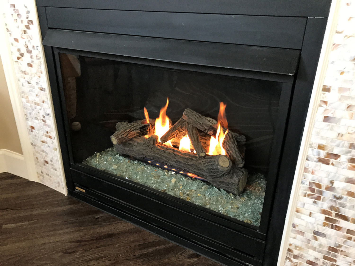 Fireplace Fire Gl Installation Guide