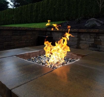 When You Choose Fire Pit Glass To Replace Your Fake Ceramic Logs, Youu0027ll  Add A Colorful And Beautiful Design Element To Your Home Or Yard.