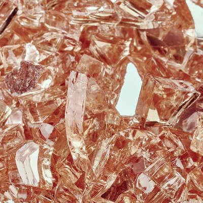 Citron Original Fire Glass