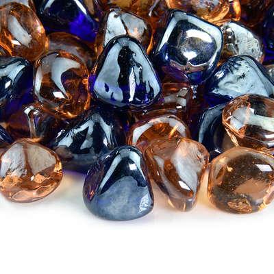 Marmalade Skies Fire Glass Diamond Blend