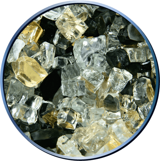 Original Fire Glass Blends